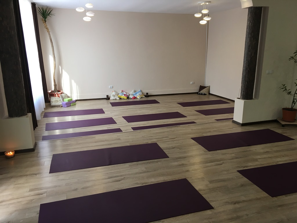 Sala yoga Timisoara