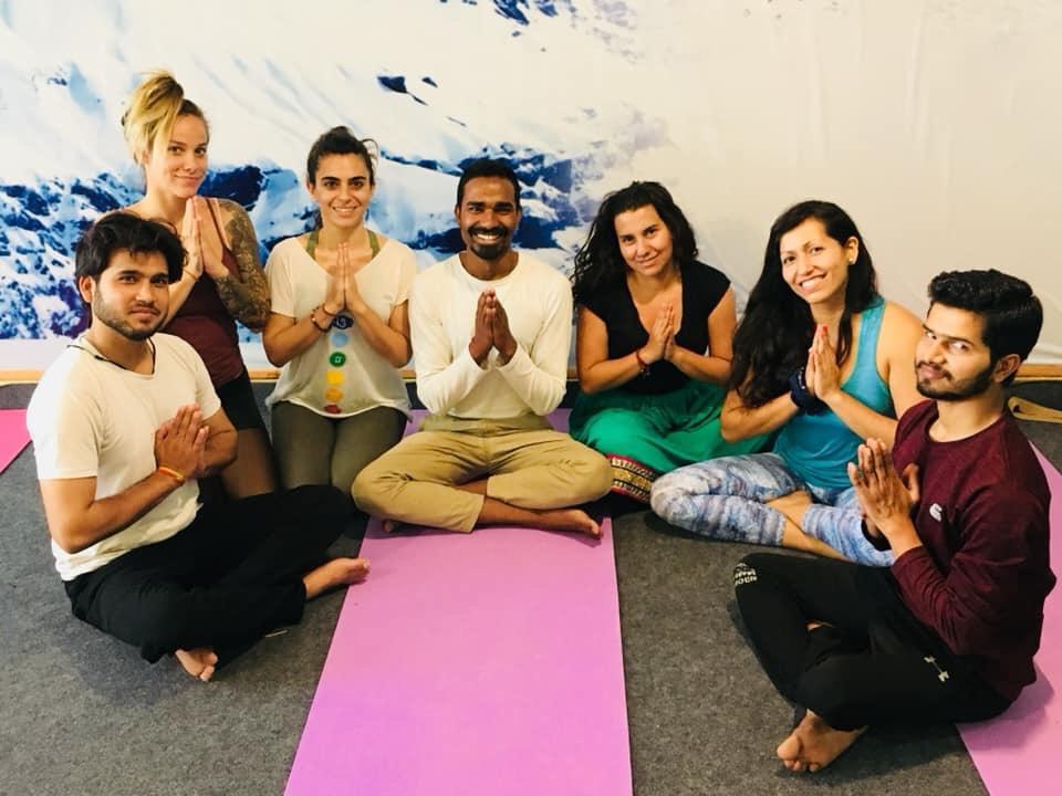 Curs autorizat Hatha Yoga
